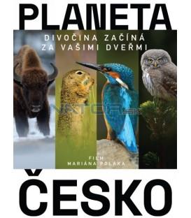 Planeta Česko 2017 DVD