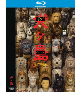 Psí ostrov 2018 (Isle of Dogs) Blu-ray