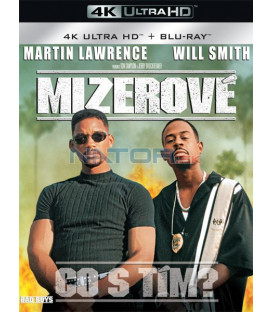 Mizerové 1995 (Bad Boys) (4K Ultra HD) - UHD Blu-ray + Blu-ray