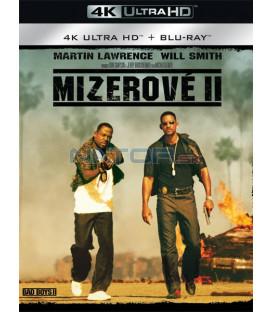 Mizerové 2- 2003 (Bad Boys) (4K Ultra HD) - UHD Blu-ray + Blu-ray