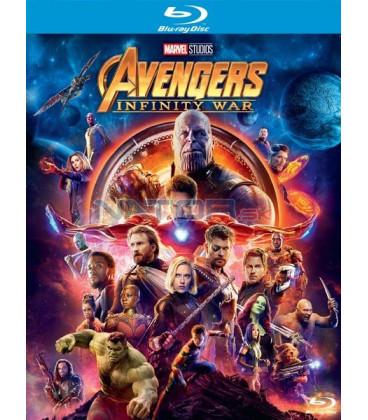 Avengers: Nekonečná vojna 2018 (Avengers: Infinity War) Blu-ray