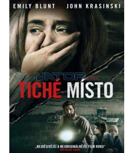 TICHÉ MÍSTO 2018 (A Quiet Place) DVD