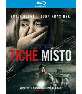 TICHÉ MÍSTO 2018 (A Quiet Place) Blu-ray