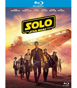 Solo: Star Wars Story 2018  2Blu-ray 2D+bonus disk
