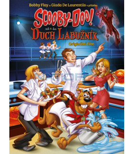 Scooby-Doo a Duch labužník (Scooby-Doo & The Gourmet Ghost) DVD
