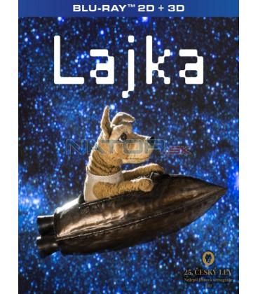 Lajka (Lajka) Blu-ray 3D