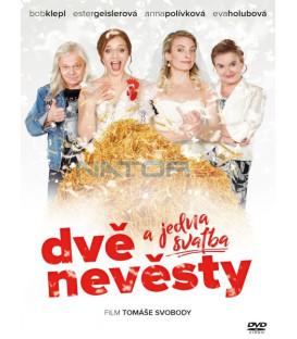 Dvě nevěsty a jedna svatba 2018 DVD