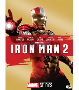 Iron Man 2 (Iron Man 2) - Edice Marvel 10 let