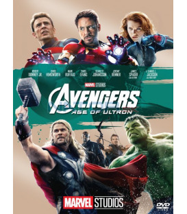 Avengers: Age of Ultron (Avengers: Age of Ultron) - Edice Marvel 10 let