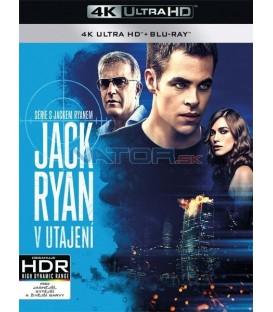 Jack Ryan: V utajení (Jack Ryan: Shadow Recruit) (4K Ultra HD) - UHD Blu-ray + Blu-ray