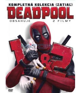 Deadpool kolekce 1+2 (2DVD) (SK OBAL)