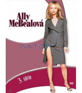 Ally McBealová, 3. séria 6DVD