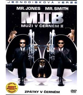 Muži v černém II (Men in Black 2) DVD