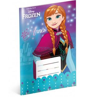9561d01e6b Školský zošit Frozen – Ľadové kráľovstvo Flower