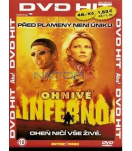 Ohnivé inferno (Inferno) DVD