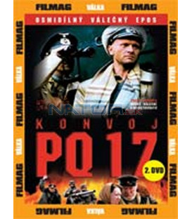 Konvoj PQ 17 - díly 3 a 4 DVD  (Konvoj PQ17)
