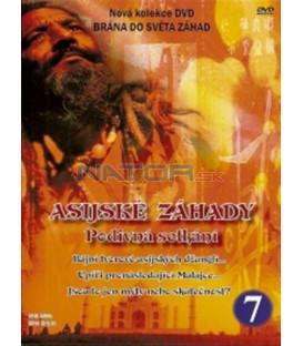 Asijské záhady - 7. DVD - Podivná setkání (Asian Enigma - Strange Encounters) DVD