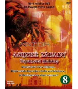 Asijské záhady - 8. DVD - Tajemství hlubiny (Asian Enigma - Secrets of the Deep) DVD