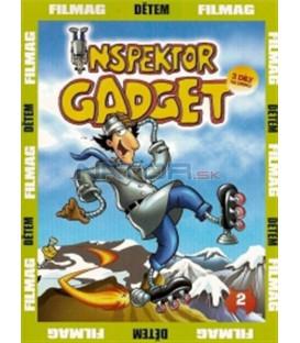 Inspektor Gadget 2 (Inspector Gadget) DVD
