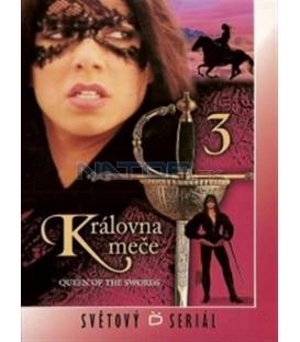 Královna meče - 3. DVD (Queen of Swords)