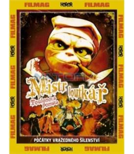 Mistr loutkář III: Toulonova pomsta DVD (Puppet Master III - Toulon´s Revenge)