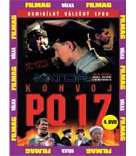 Konvoj PQ 17 - díly 7 a 8 DVD (Konvoj PQ17)