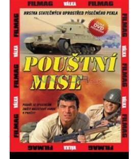 Pouštní mise DVD (Quella dannata pattuglia)