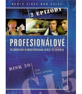 Profesionálové - disk 20(The Professionals)