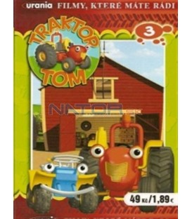 Traktor Tom 3 (Tractor Tom) DVD