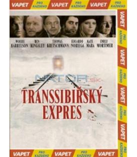 Transsibiřský expres (Transsiberian) DVD