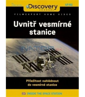 Uvnitř vesmírné stanice (Inside the Space Station) DVD