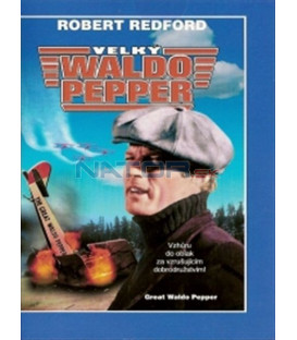 Velký Waldo Pepper (The Great Waldo Pepper) DVD
