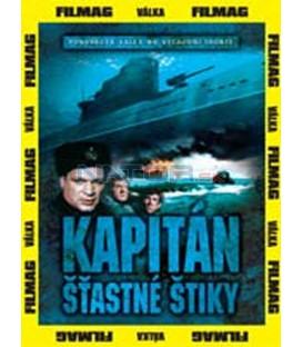 Kapitán Šťastné Štiky (Komandir schastlivoj Shchuki) DVD