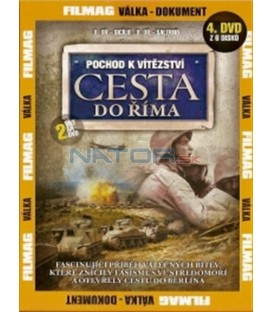 Pochod k vítězství - Cesta do Říma 4. DVD (Road to Rome)