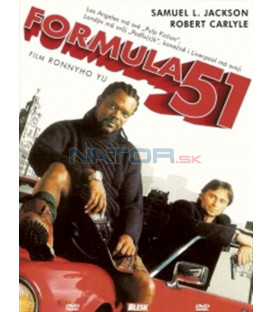 Formula 51 (The 51st State) DVD
