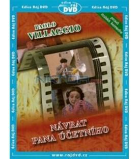 Návrat pana účetního (Fantozzi - Il ritorno) DVD