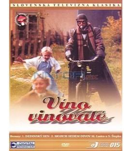 Víno vinovaté DVD