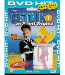 Četník ze Saint Tropez (Le gendarme de Saint-Tropez) DVD