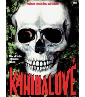 Kanibalové (Cannibal Holocaust) DVD