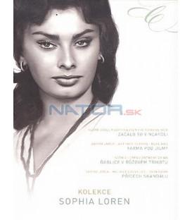 Sophia Loren kolekce 4DVD