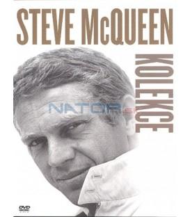 Steve McQueen kolekce 6DVD (Steve McQueen: The Essential Collection)