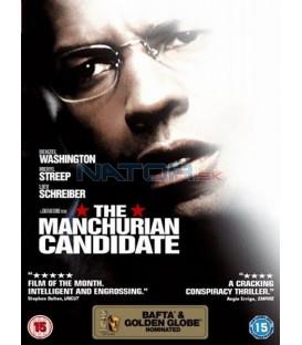 Manchurianský Kandidát (Manchurian Candidate) DVD