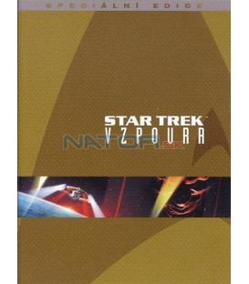 Star Trek IX. - Vzpoura S.E. 2DVD (Star Trek IX.: Insurrection)
