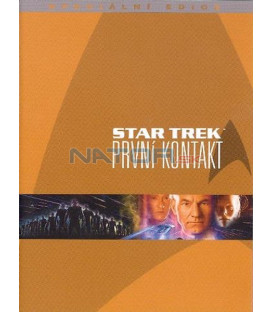 Star Trek VIII. - První kontakt S.E. 2DVD (Star Trek VIII.: First Contact)