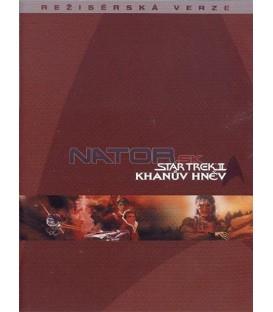 Star Trek II. - Khanuv hněv S.E. 2DVD (Star Trek II.: The Wrath of Khan)