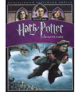 Harry Potter a Ohnivý pohár DVD(Harry Potter and the Goblet of Fire)