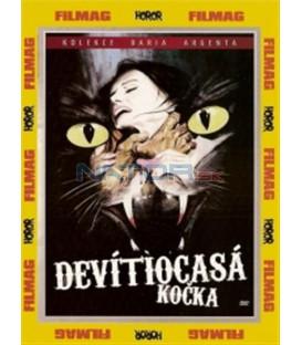 Devítiocasá kočka DVD (Il gato a nove code / The Cat O´Nine Tails)