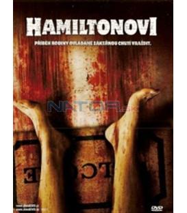 Hamiltonovi (The Hamiltons) DVD