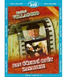 Pan účetní opět zasahuje (Fantozzi 2000 - La clonazione) DVD