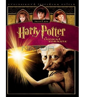 Harry Potter a Tajomná komnata S.E. 2 DVD - SK(Harry Potter and the Chamber of Secrets)